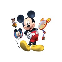 Fathead Disney Mickey Mouse Clubhouse Wall Decal & Reviews ...