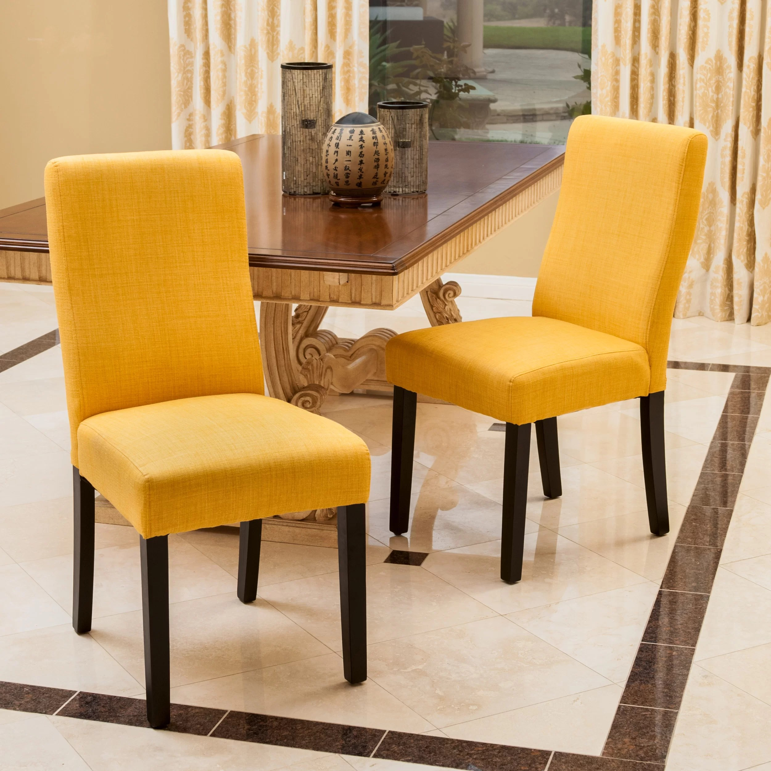 liberty dining chairs balancing ball chair home loft concepts parsons and reviews