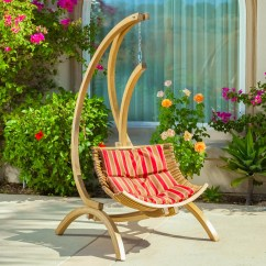 Swing Chair Home Town Office Ergonomic Sale Loft Concepts Catalina In Red And Reviews