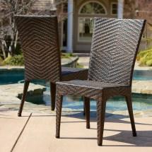 Home Loft Concepts Edward Wicker Side Chair &