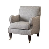 Home Loft Concepts Gregory Club Chair & Reviews | Wayfair