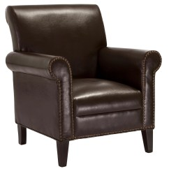 Target Club Chair Upholstered Rocking Nursery Home Loft Concepts Richard Studded And Reviews