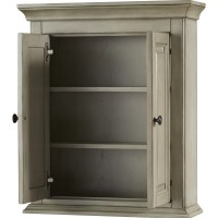 "Hazelwood Home Palmo 24"" x 28"" Bathroom Wall Mounted ..."