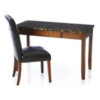 Andover Mills Oren Writing Desk and Chair & Reviews | Wayfair