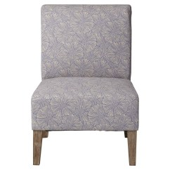 Upholstered Slipper Chair Office Mat 45 X 53 Andover Mills Violet Floral In