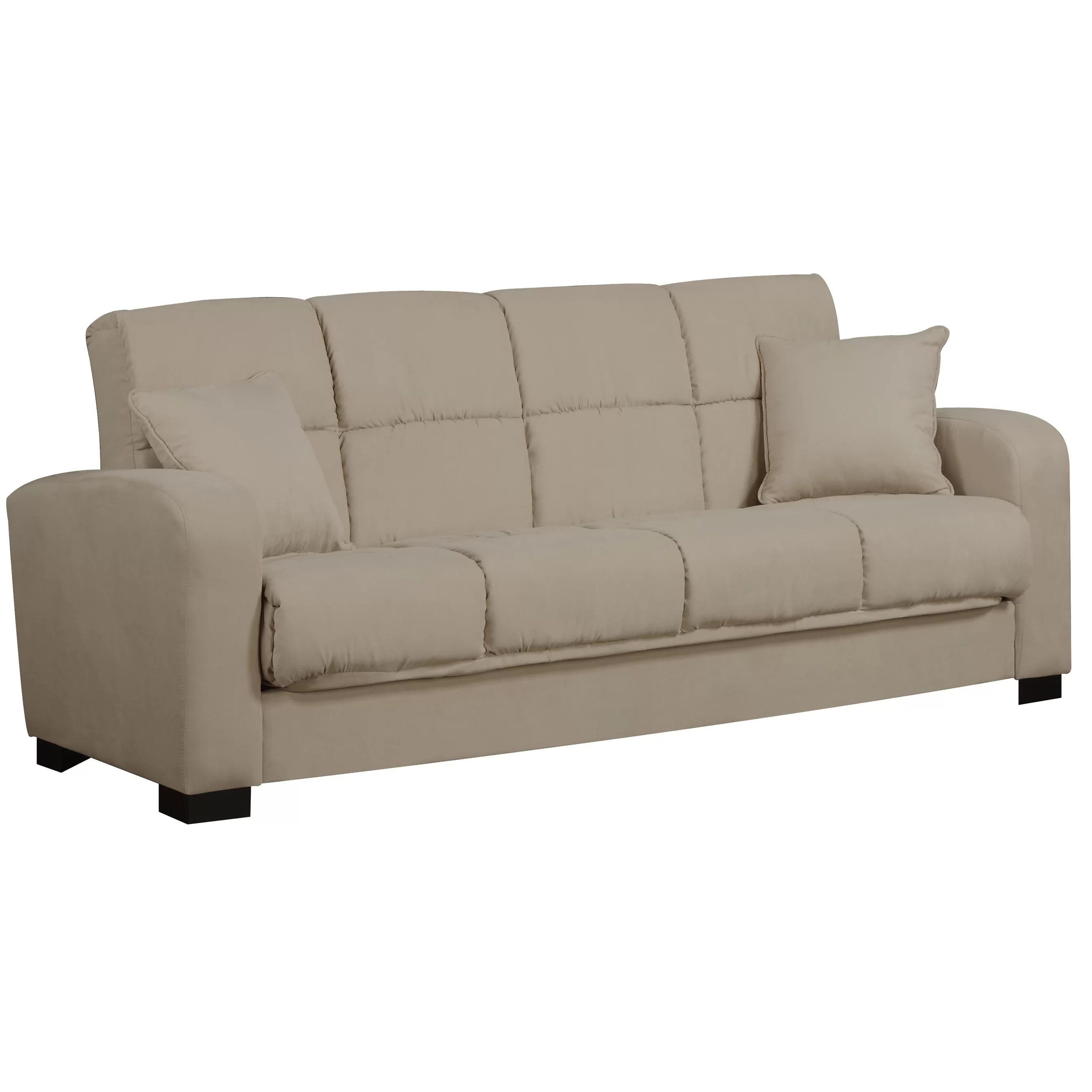Convertible Chair Sleeper Andover Mills Richardson Full Convertible Sleeper Sofa