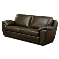 Andover Mills Ashley Leather Loveseat & Reviews | Wayfair