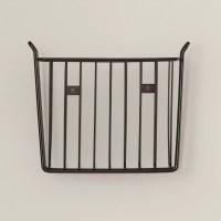 InterDesign Classico Wallmount Magazine Rack & Reviews ...