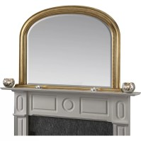 Yearn Mirrors Overmantle Accent Mirror & Reviews | Wayfair UK