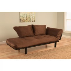 Convertible Futon Sofa Bed Lounger Glasgow Kodiak Furniture Spacely