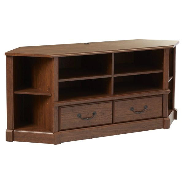 Corner Entertainment Credenza TV Stand