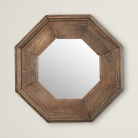 Three Posts Octagon Mirror & Reviews | Wayfair