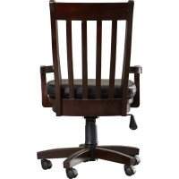 Three Posts Barrville High-Back Bankers Chair & Reviews ...