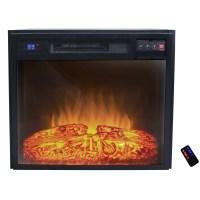 AKDY Wall Mount Electric Fireplace Insert & Reviews | Wayfair