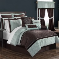 Ellison First Asia Lenox 16 Piece Comforter Set & Reviews