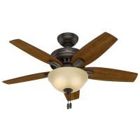 "Hunter Fan 42"" Newsome 5 Blade Ceiling Fan & Reviews | Wayfair"