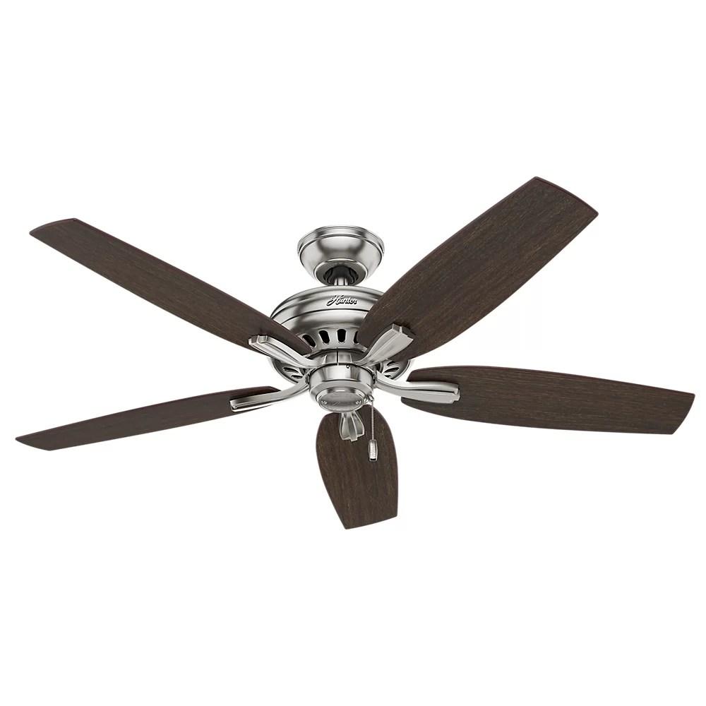 """Hunter Fan 52"""" Newsome 5 Blade Ceiling Fan & Reviews"""