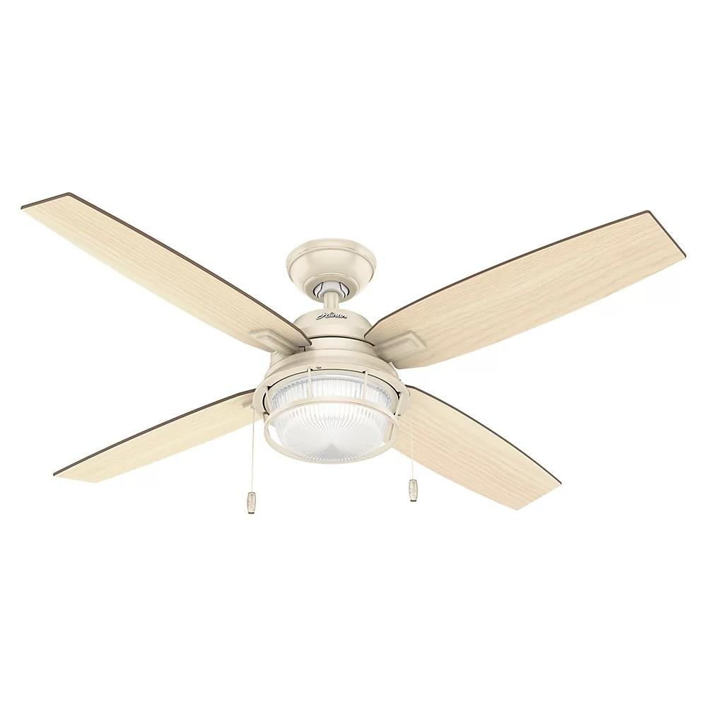 """Hunter Fan 52"""" Ocala 4 Blade Ceiling Fan & Reviews"""