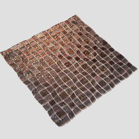 "Instant Mosaic 12"" x 12"" Glass Peel & Stick Mosaic Tile in"