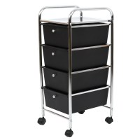 All Home Utility Cart with 4 Drawers & Reviews | Wayfair UK
