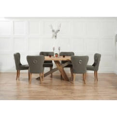 Table And 6 Chairs Cane Seat Antique Home Etc Ohio Dining Wayfair Uk