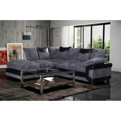 Large Square Corner Sofa Family Room And Loveseat Home Haus Line Reviews Wayfair Uk
