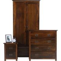 Home & Haus Cedar Bedroom Set & Reviews | Wayfair UK