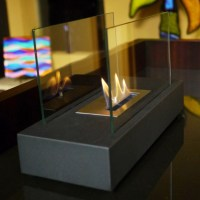Nu-Flame Incendio Bio-Ethanol Tabletop Fireplace & Reviews ...