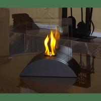 Nu-Flame Estro Bio-Ethanol Tabletop Fireplace & Reviews ...