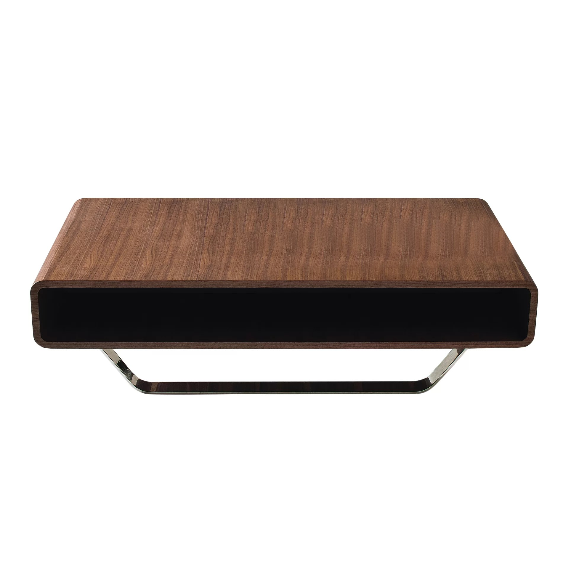 J&M Furniture Modern Coffee Table & Reviews