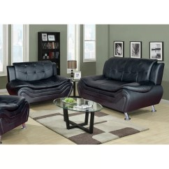 Algarve Leather Sofa And Loveseat Set Catnapper Reclining Beverly Fine Furniture Linda