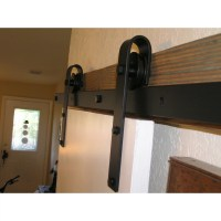 Agave Ironworks Barn Door Rolling Hardware Kit & Reviews ...