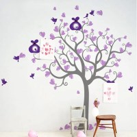 Pop Decors Love Heart Tree Wall Decal & Reviews | Wayfair
