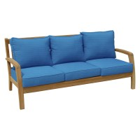 Douglas Nance Somerset Deep Seating Sofa with Cushion ...