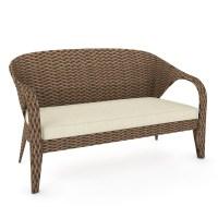 dCOR design Harrison Patio Sofa Set | Wayfair