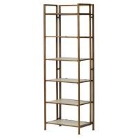 "Mercury Row Hera 72"" Etagere Bookcase & Reviews | Wayfair"