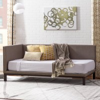 Mercury Row Harlow Mid Century Daybed & Reviews