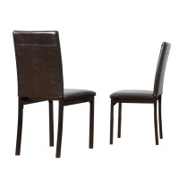 Mercury Row Nikon Parsons Chair & Reviews | Wayfair.ca
