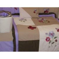 Babyfad Blossom Boutique Baby 10 Piece Crib Bedding Set ...