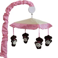 Babyfad Monkey 10 Piece Crib Bedding Set | Wayfair