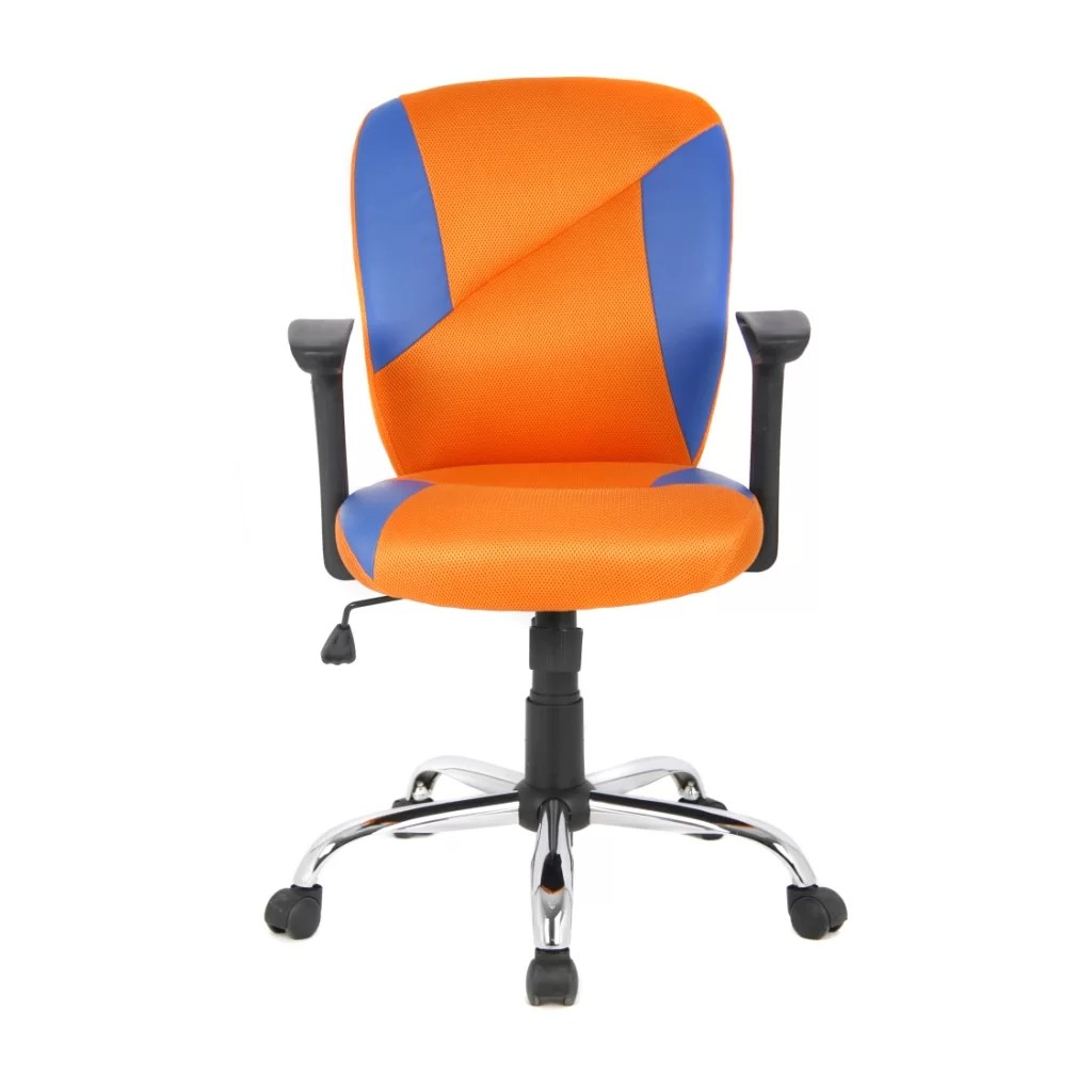 Office Chair With Arms Viva Office Mid Back Mesh Task Chair With Arms And Reviews