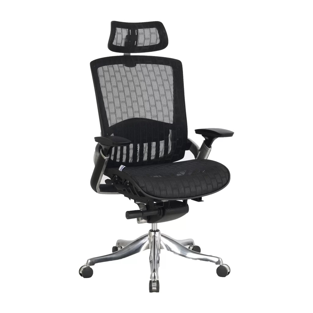 Viva Office Chair Viva Office High Back Mesh Task Chair With Adjustable