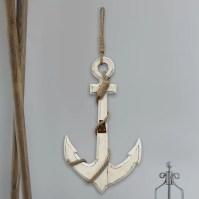Stratton Home Decor Nautical Anchor Wall Dcor & Reviews ...