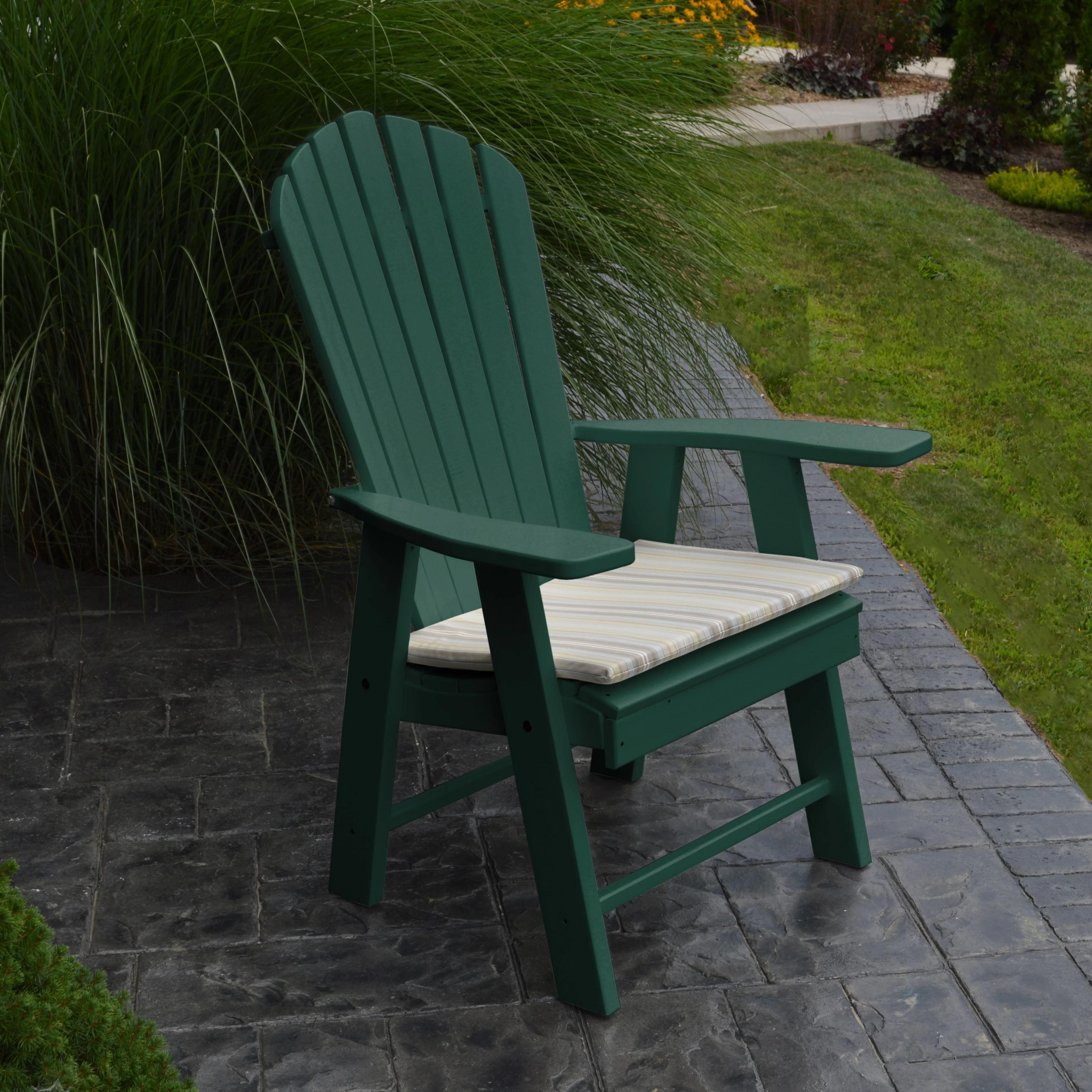 Adirondack Chair Reviews A Andl Furniture Upright Adirondack Chair And Reviews Wayfair