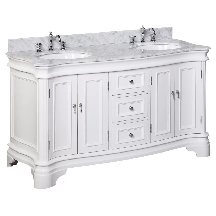 KBC Katherine 60 Double Bathroom Vanity Set  Reviews