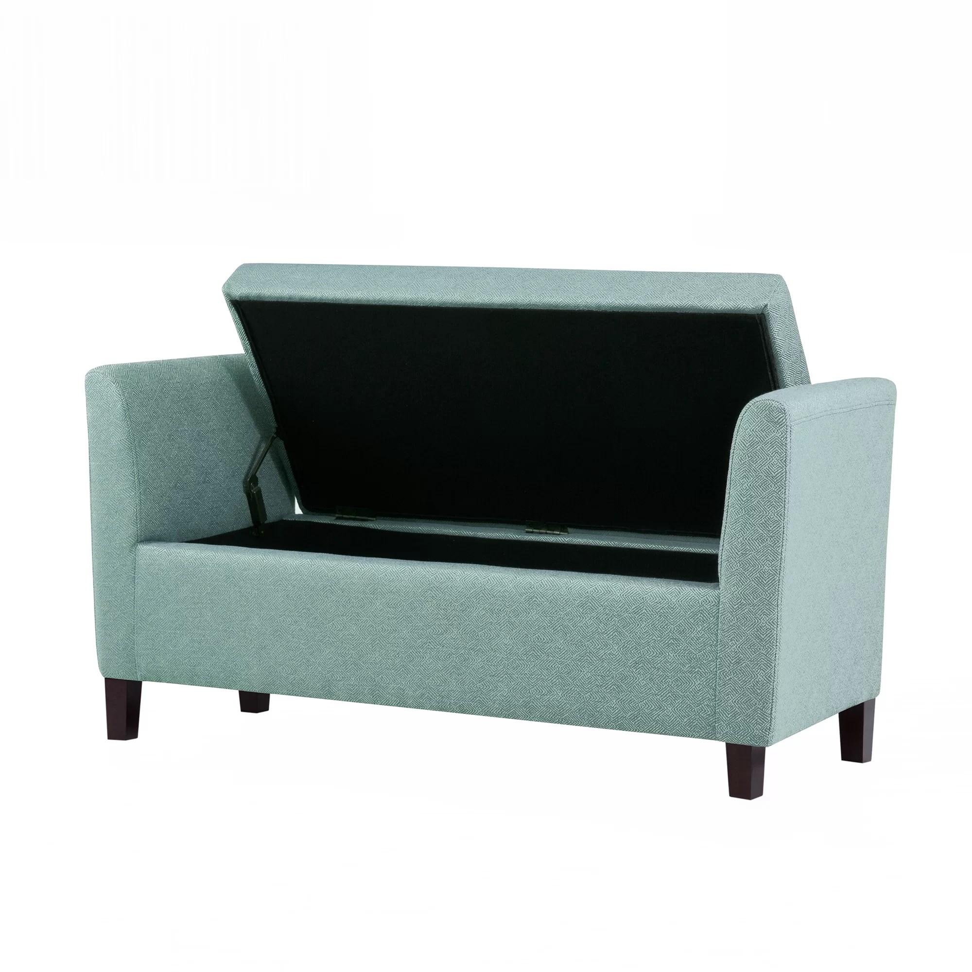 Red Barrel Studio Craig Upholstered Storage Bedroom Bench  Reviews  Wayfair