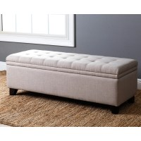 Red Barrel Studio Rose Tufted Double Storage Ottoman ...
