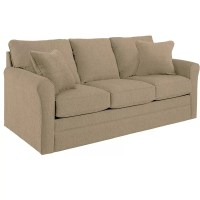 La-Z-Boy Leah Supreme Comfort Queen Sleeper Sofa | Wayfair