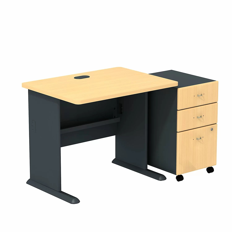Bush Business Furniture Series A Computer Desk  Reviews