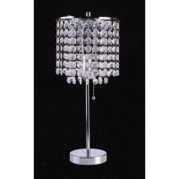 "Sintechno Inc Crystal Inspired 19"" Table Lamp & Reviews ..."